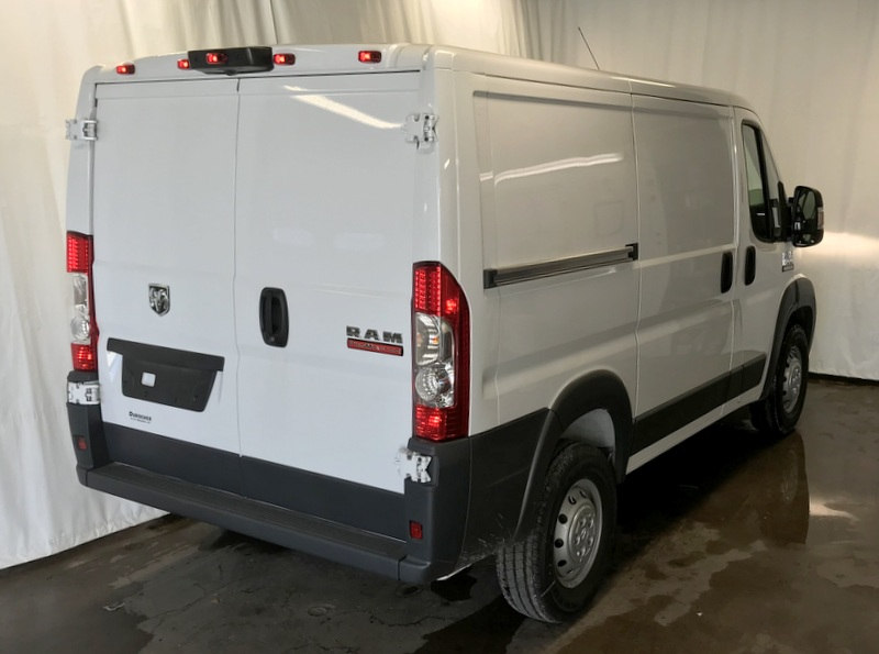 2017 ProMaster 1500 Low Roof Van Upfit #T17156 - photo 4