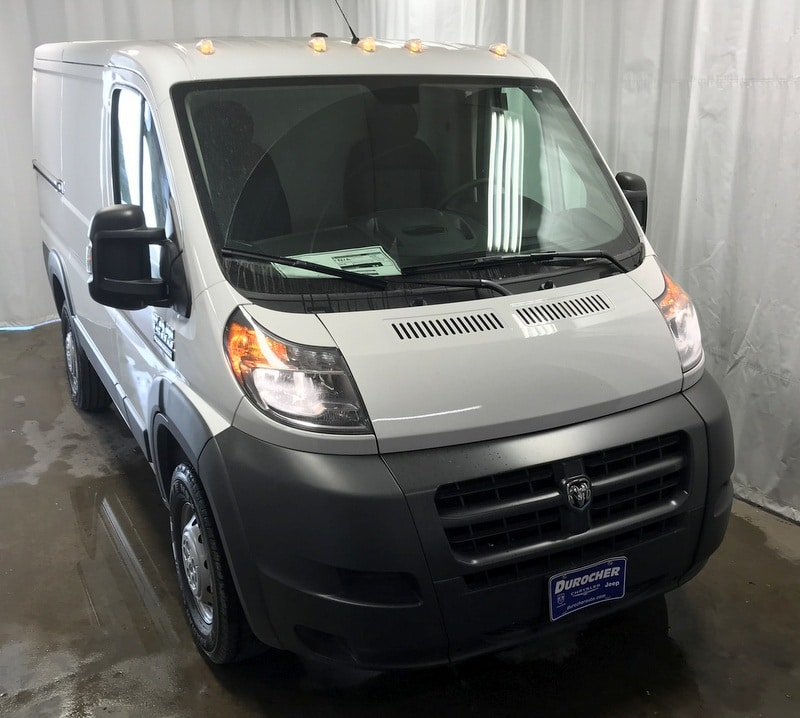 2017 ProMaster 1500 Low Roof Van Upfit #T17156 - photo 5