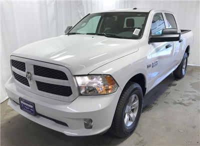 2017 Ram 1500 Crew Cab 4x4 Pickup #T17209 - photo 1