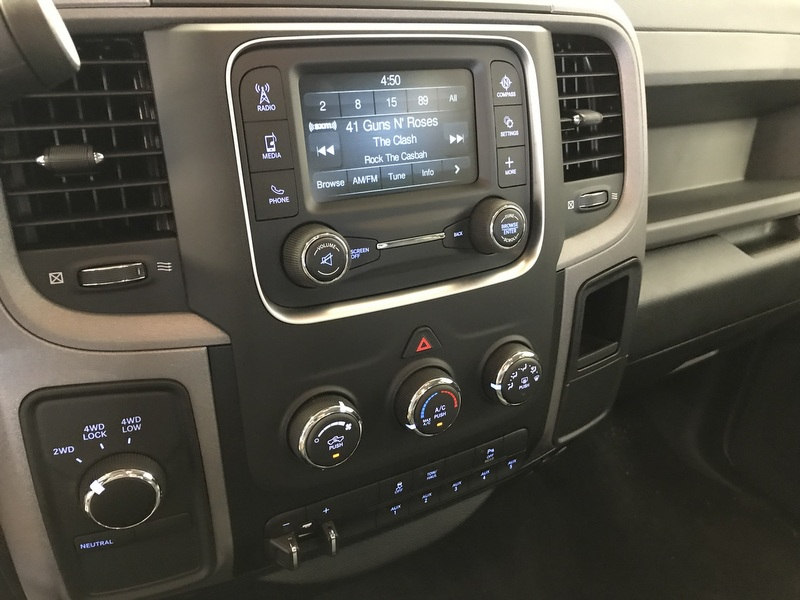 2017 Ram 3500 Crew Cab 4x4 Pickup #T17229 - photo 12