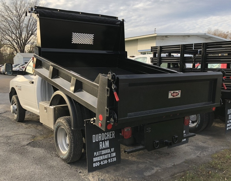 2017 Ram 3500 Regular Cab DRW 4x4 Dump Body #T17262 - photo 2