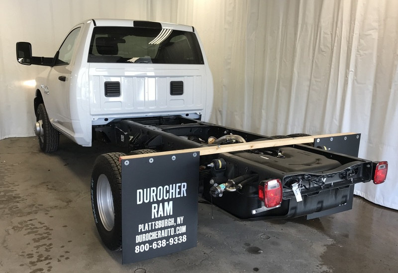 2017 Ram 3500 Regular Cab DRW 4x4, Cab Chassis #T17262 - photo 2