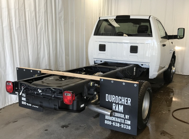 2017 Ram 3500 Regular Cab DRW 4x4, Cab Chassis #T17262 - photo 3