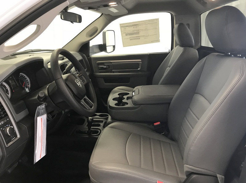 2017 Ram 3500 Regular Cab DRW 4x4, Cab Chassis #T17262 - photo 7