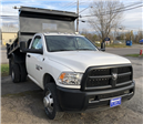 2017 Ram 3500 Regular Cab DRW 4x4, Dump Body #T17262 - photo 4