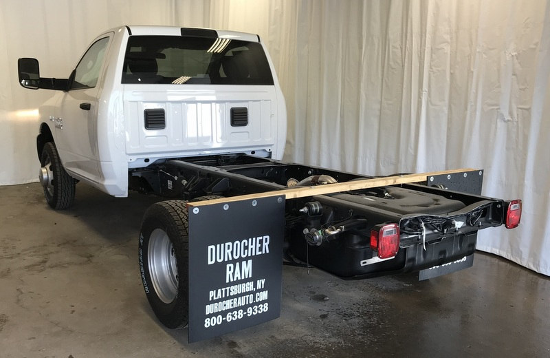 2017 Ram 3500 Regular Cab DRW 4x4, Cab Chassis #T17297 - photo 2