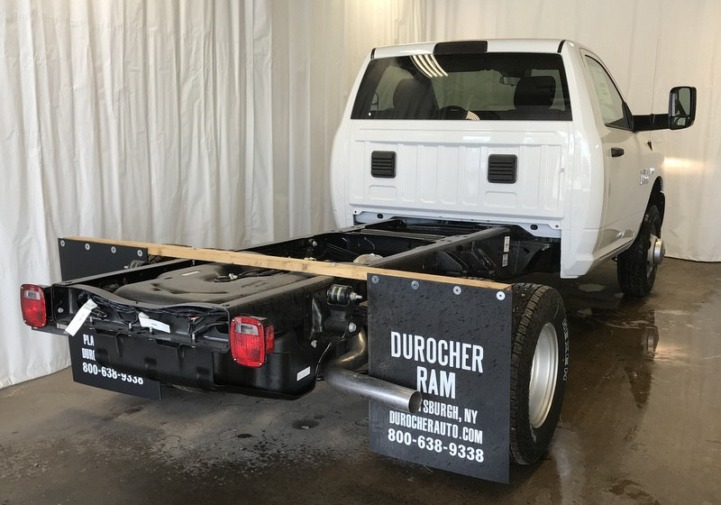 2017 Ram 3500 Regular Cab DRW 4x4, Cab Chassis #T17297 - photo 3