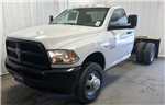 2017 Ram 3500 Regular Cab DRW 4x4, Cab Chassis #T17297 - photo 1