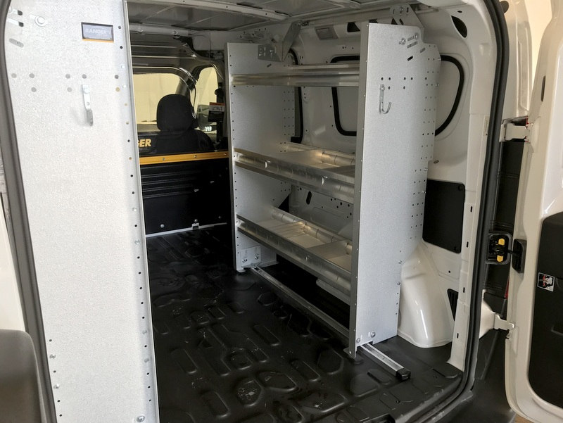 2017 ProMaster City, Ranger Design Van Upfit #T1792 - photo 2