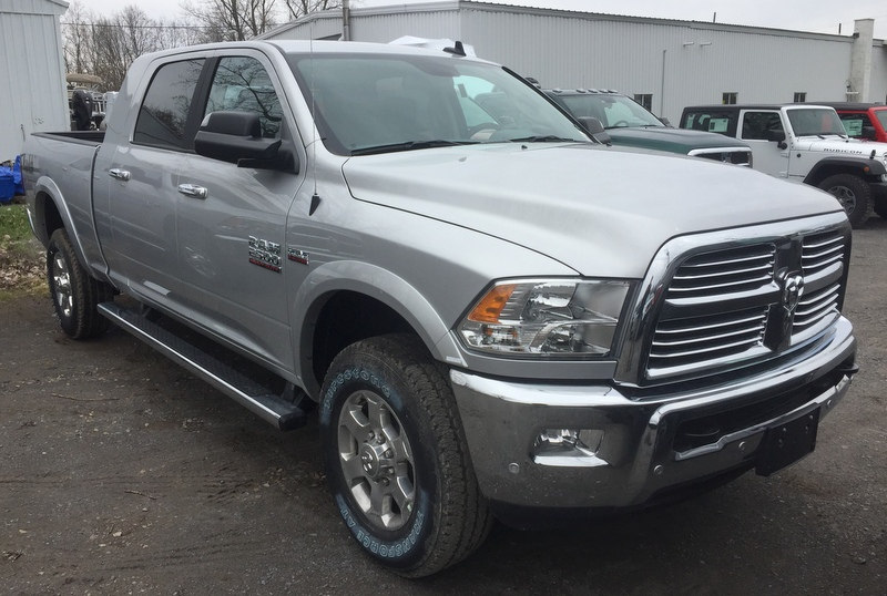 2018 Ram 2500 Mega Cab 4x4,  Pickup #T18134 - photo 4