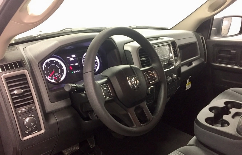 2018 Ram 1500 Quad Cab 4x4,  Pickup #T18135 - photo 7