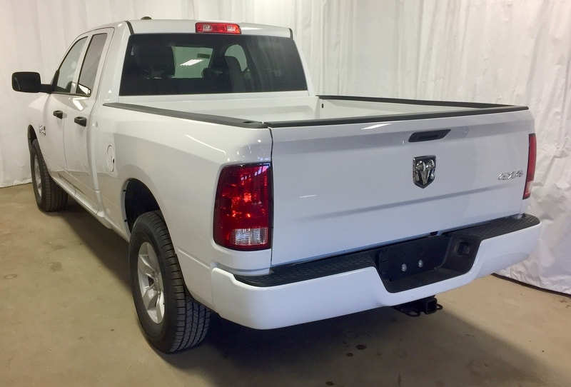 2018 Ram 1500 Quad Cab 4x4,  Pickup #T18135 - photo 2