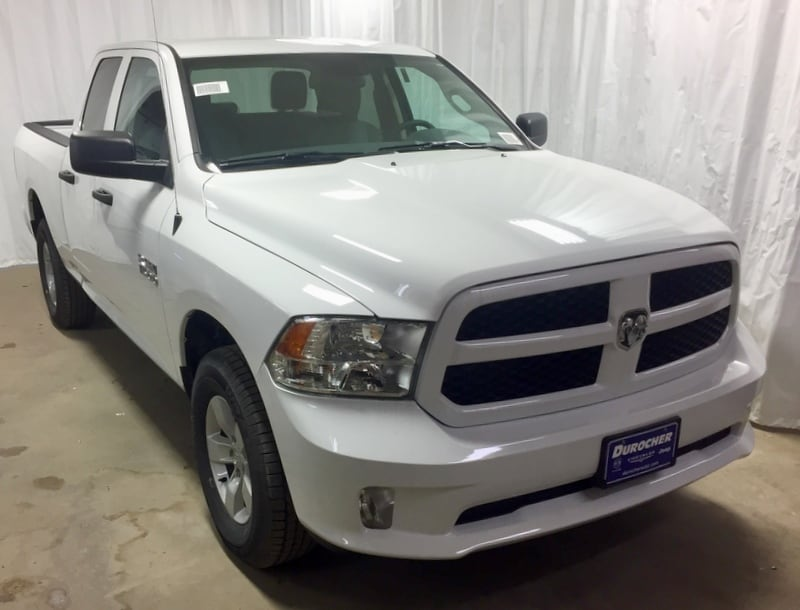 2018 Ram 1500 Quad Cab 4x4,  Pickup #T18135 - photo 4