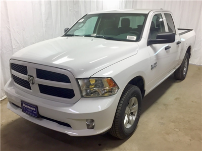 2018 Ram 1500 Quad Cab 4x4,  Pickup #T18135 - photo 1