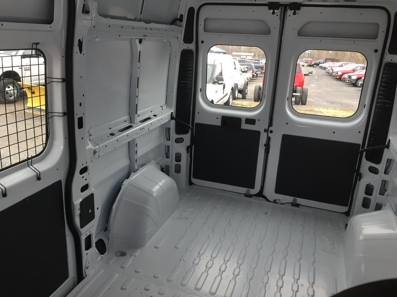 2018 ProMaster 1500 High Roof,  Empty Cargo Van #T18152 - photo 10