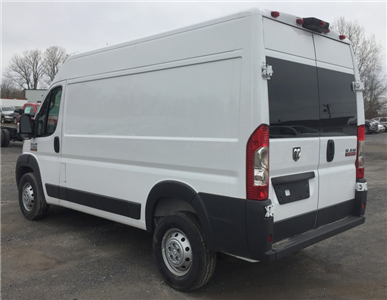 2018 ProMaster 1500 High Roof FWD,  Empty Cargo Van #T18152 - photo 4