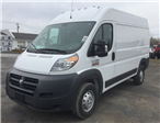 2018 ProMaster 1500 High Roof FWD,  Empty Cargo Van #T18152 - photo 1
