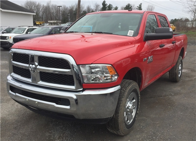 2018 Ram 2500 Crew Cab 4x4,  Pickup #T18166 - photo 1