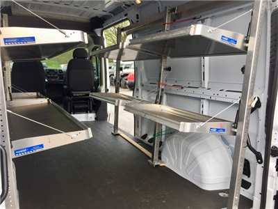 2018 ProMaster 2500 High Roof,  Upfitted Cargo Van #T18192 - photo 14