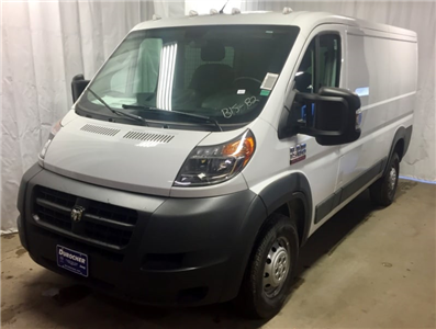 2018 ProMaster 1500 Standard Roof 4x2,  Empty Cargo Van #T18198 - photo 1
