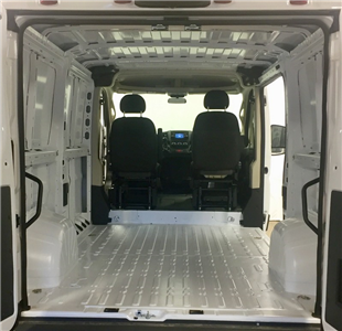2018 ProMaster 1500 Standard Roof 4x2,  Empty Cargo Van #T18198 - photo 2