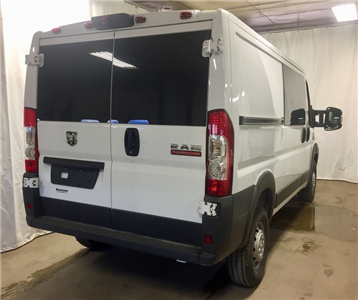 2018 ProMaster 1500 Standard Roof 4x2,  Empty Cargo Van #T18198 - photo 4