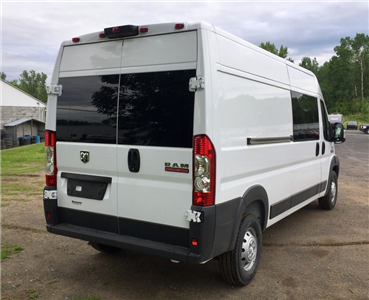 2018 ProMaster 2500 High Roof 4x2,  Ranger Design Upfitted Cargo Van #T18199 - photo 4