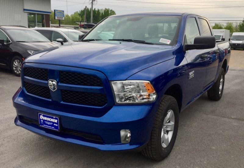 2018 Ram 1500 Crew Cab 4x4,  Pickup #T18206 - photo 1