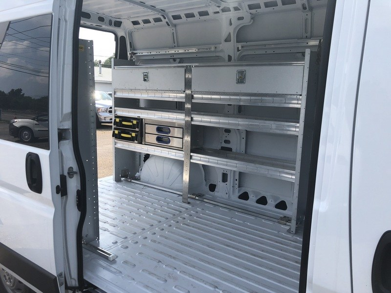2018 ProMaster 2500 High Roof FWD,  Ranger Design Mobile Service Upfitted Cargo Van #T18207 - photo 16