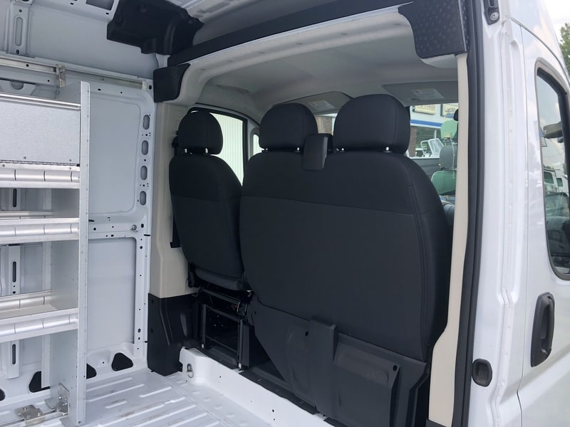 2018 ProMaster 2500 High Roof FWD,  Ranger Design Mobile Service Upfitted Cargo Van #T18207 - photo 17