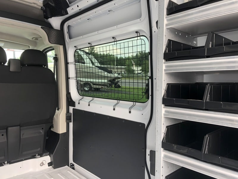 2018 ProMaster 2500 High Roof FWD,  Ranger Design Mobile Service Upfitted Cargo Van #T18207 - photo 18
