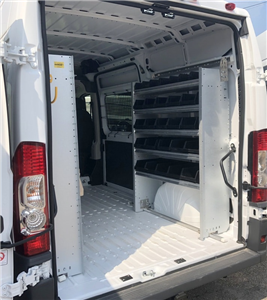 2018 ProMaster 2500 High Roof FWD,  Ranger Design Mobile Service Upfitted Cargo Van #T18207 - photo 15