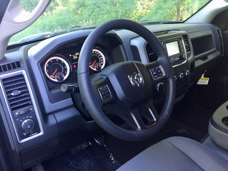 2018 Ram 1500 Quad Cab 4x4,  Pickup #T18216 - photo 7