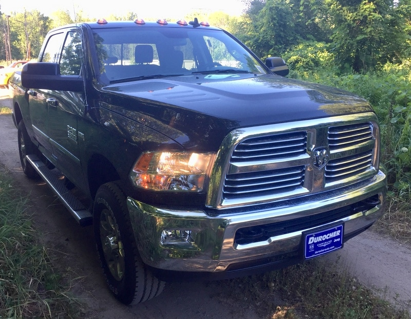 2018 Ram 3500 Crew Cab 4x4,  Pickup #T18231 - photo 4