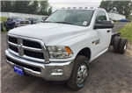 2018 Ram 3500 Regular Cab DRW 4x4,  Cab Chassis #T18239 - photo 1
