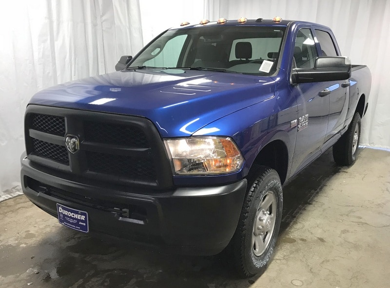 2018 Ram 2500 Crew Cab 4x4 Pickup #T1824 - photo 1