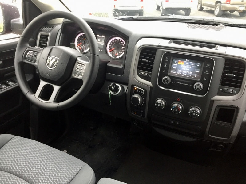 2018 Ram 1500 Quad Cab 4x4,  Pickup #T18241 - photo 17