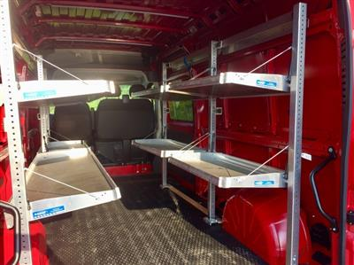 2018 ProMaster 2500 High Roof FWD,  Upfitted Cargo Van #T18249 - photo 12