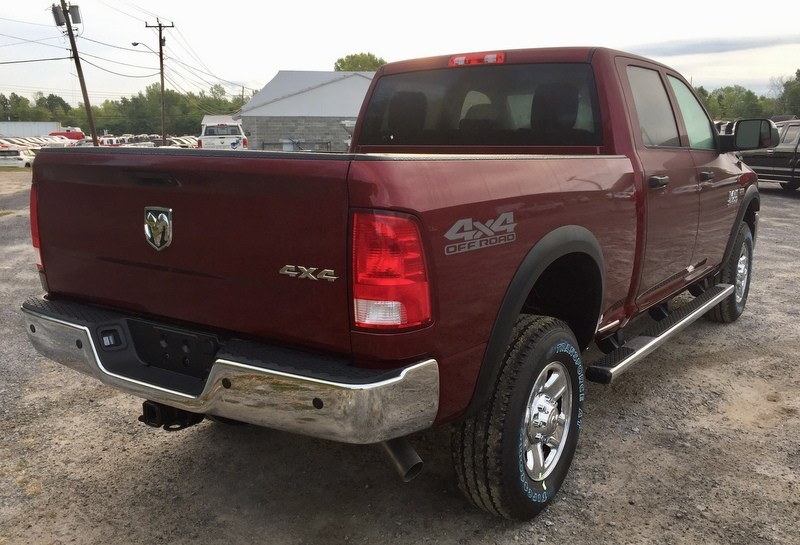 2018 Ram 2500 Crew Cab 4x4,  Pickup #T18274 - photo 3