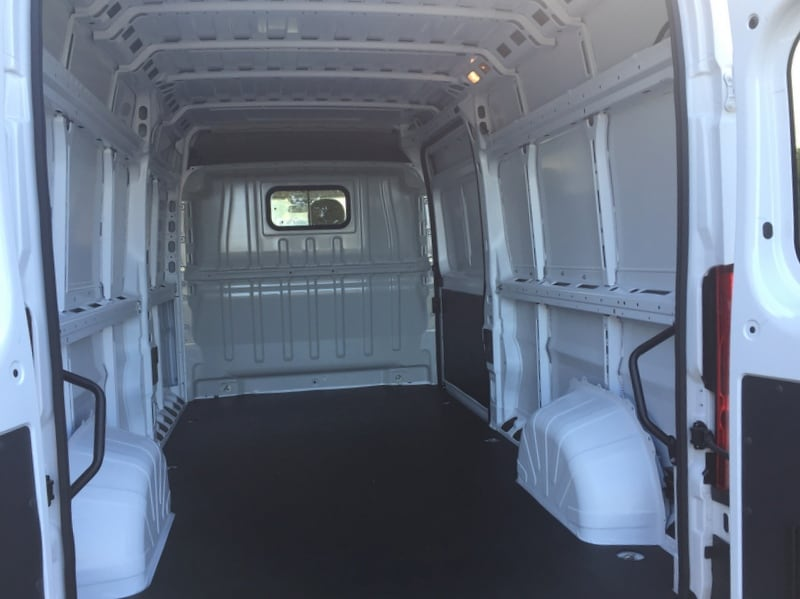 2018 ProMaster 2500 High Roof FWD,  Empty Cargo Van #T18282 - photo 2