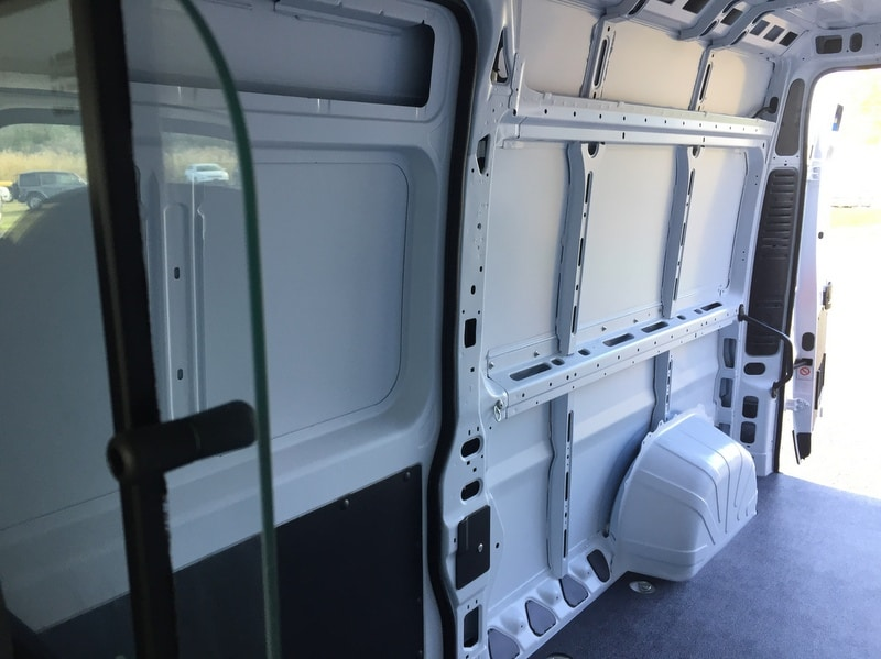 2018 ProMaster 2500 High Roof FWD,  Empty Cargo Van #T18282 - photo 13