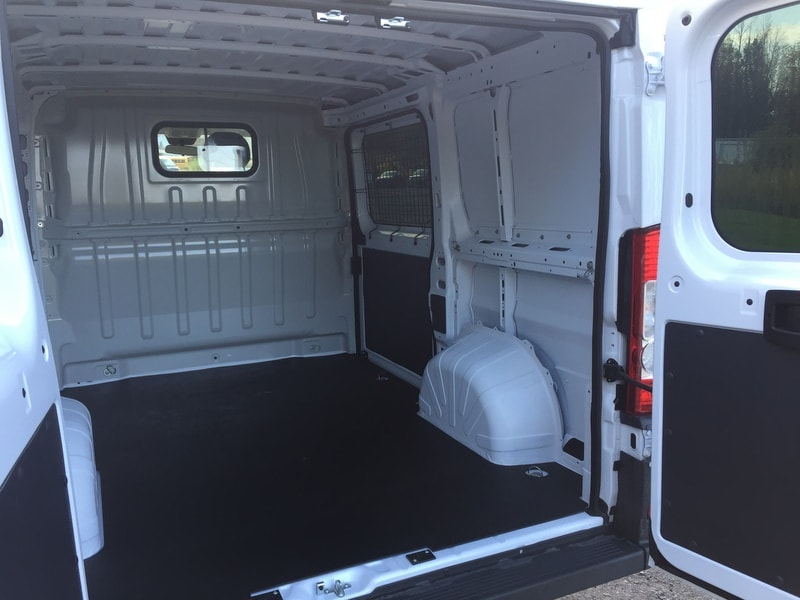 2018 ProMaster 1500 Standard Roof FWD,  Empty Cargo Van #T18284 - photo 2