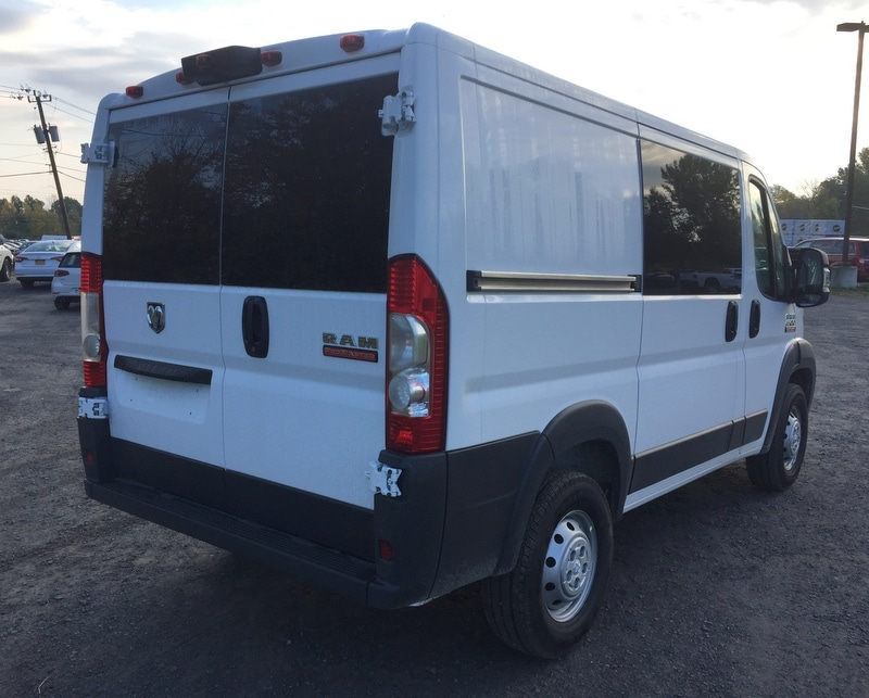 2018 ProMaster 1500 Standard Roof FWD,  Empty Cargo Van #T18284 - photo 4
