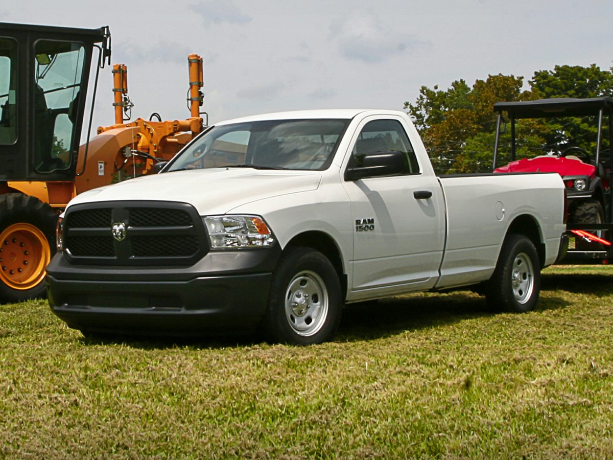2018 Ram 1500 Regular Cab 4x4 Pickup #T1829 - photo 1