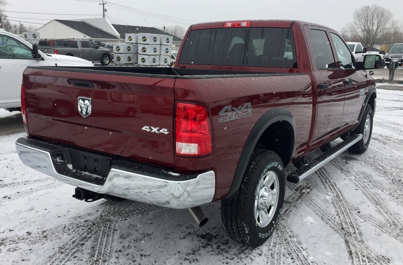 2018 Ram 2500 Crew Cab 4x4,  Pickup #T18323 - photo 3