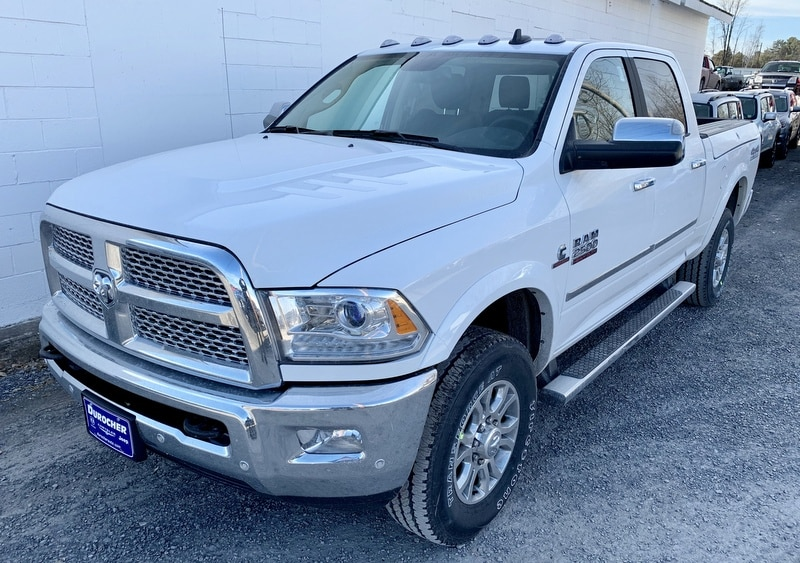 2018 Ram 2500 Crew Cab 4x4,  Pickup #T18343 - photo 1
