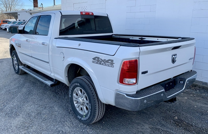2018 Ram 2500 Crew Cab 4x4,  Pickup #T18343 - photo 2
