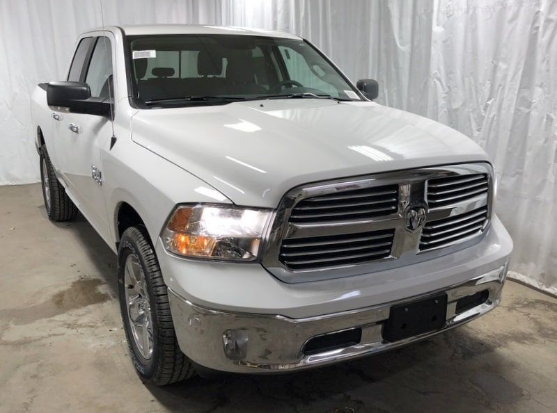 2018 Ram 1500 Quad Cab 4x4 Pickup #T1844 - photo 4