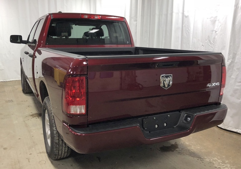 2018 Ram 1500 Quad Cab 4x4 Pickup #T1853 - photo 2