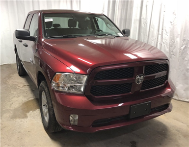 2018 Ram 1500 Quad Cab 4x4 Pickup #T1853 - photo 4